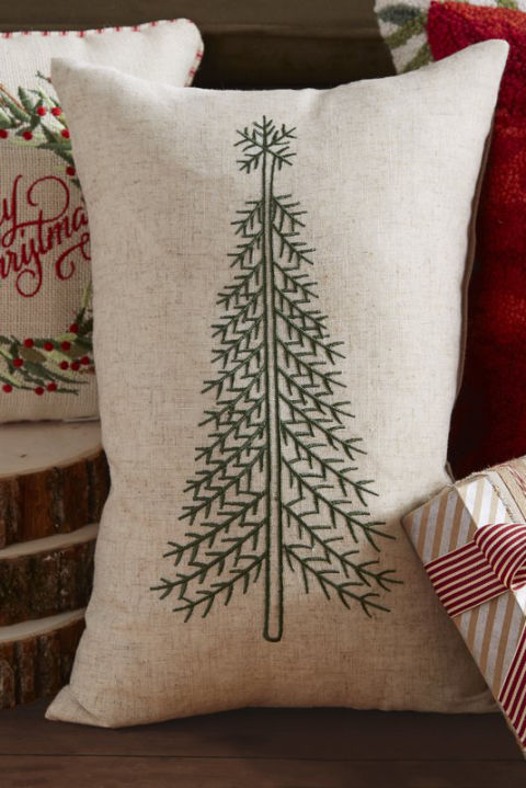 $36 BUY NOW When the season calls for snuggling up the couch and watching Christmas movies, you don't want to skimp on the throw pillows.