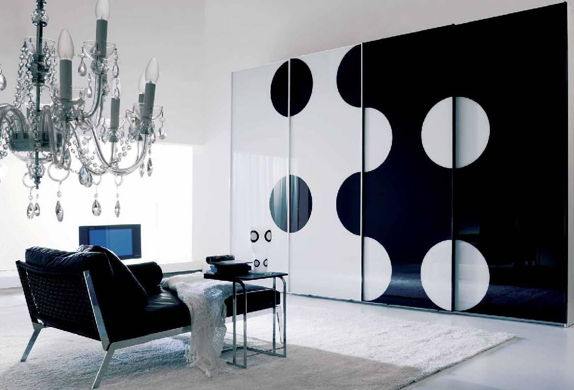 Interior Design Black White Tripod International