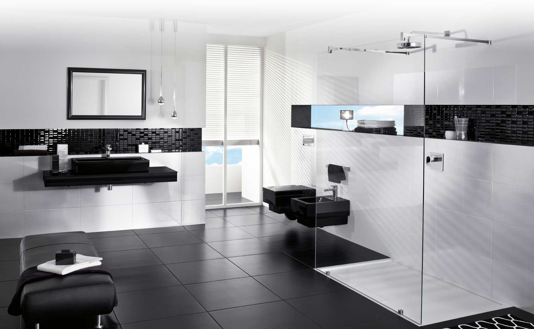 Interior Design Black White Tripod International